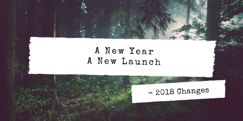 A New Year... A New Launch